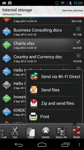 OfficeSuite Pro 6+ App for Android