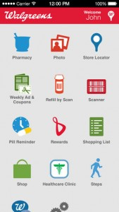 Walgreens App for iPhone