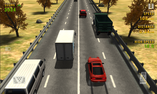 Traffic Racer App for Android