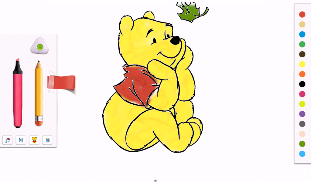 Coloring Book Fun Draw App for Android