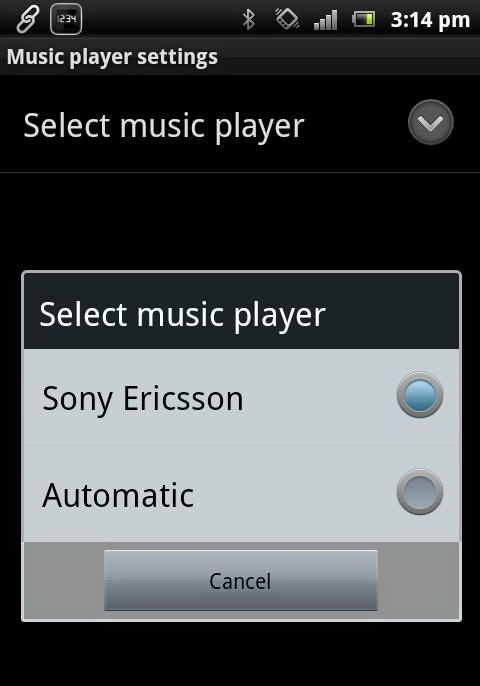 Music Player Smart Extension App for Android