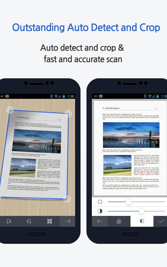 Polaris Scan App for Android