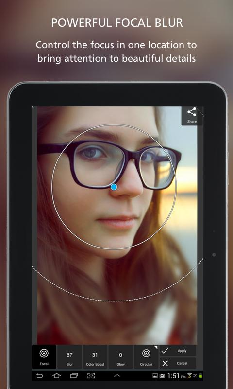 Autodesk Pixlr Photo Editor for Android