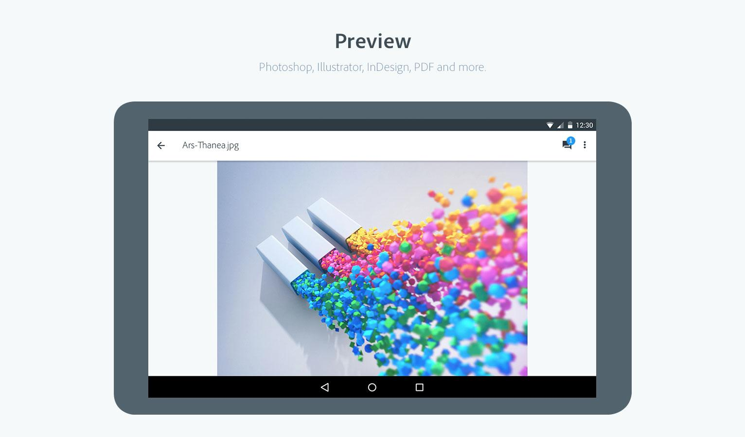 Adobe Creative Cloud Android App Review