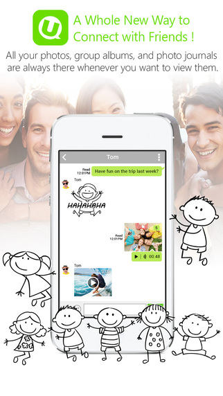 U Messenger iPhone App