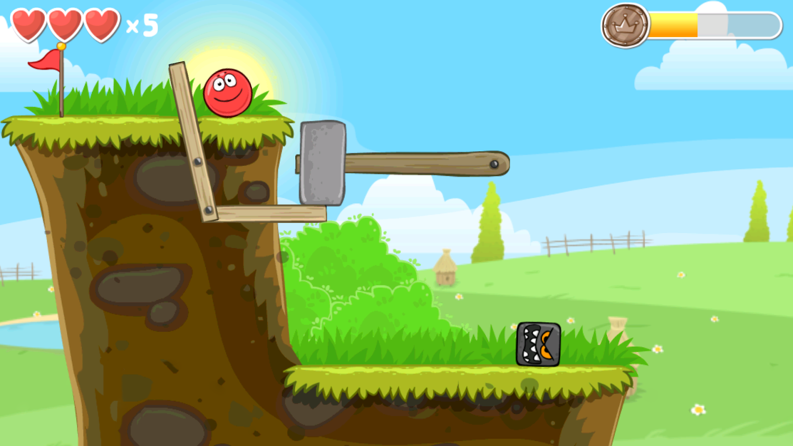 Red Ball 4 Android Game App Review