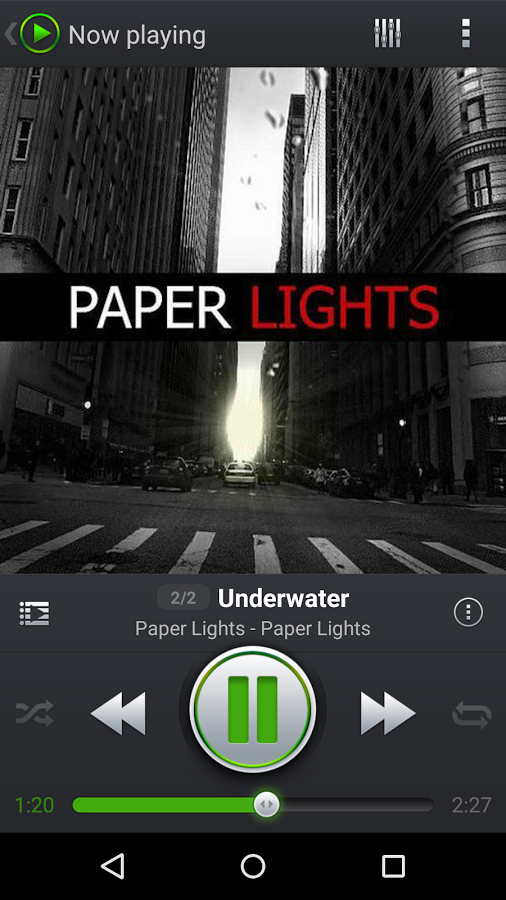 PlayerPro Music Player for Android Review