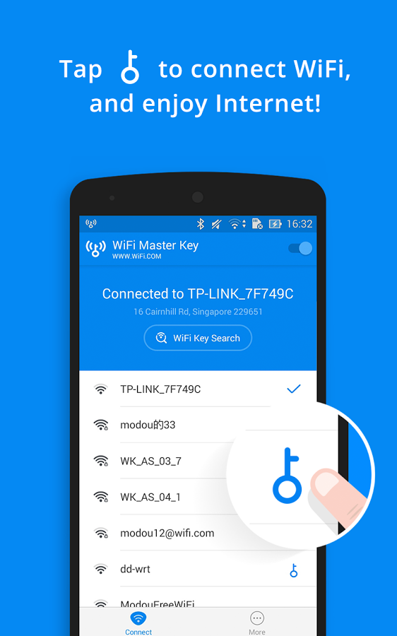 WiFi Master Key Android App Review