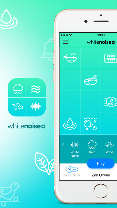 White Noise + Smart Sound iPhone App Review