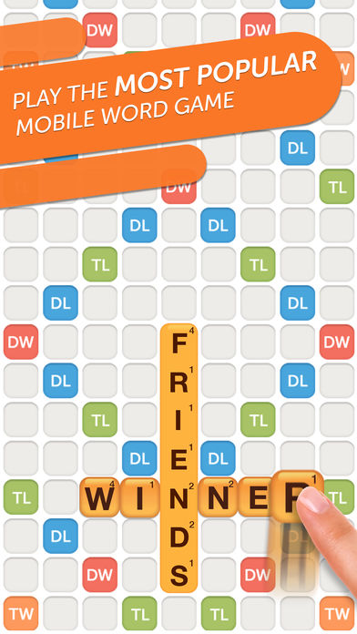 Words With Friends 2 iPhone Game App Review