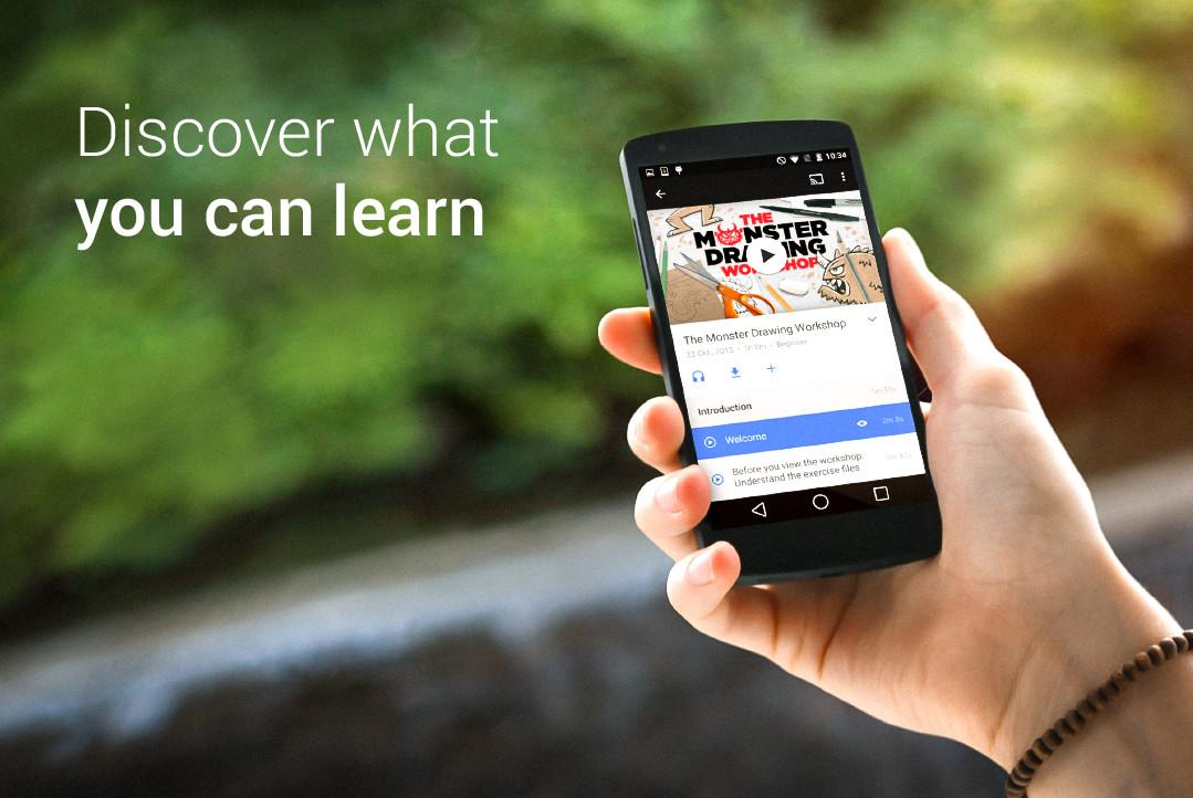Lynda - Online Training Videos Android App Review