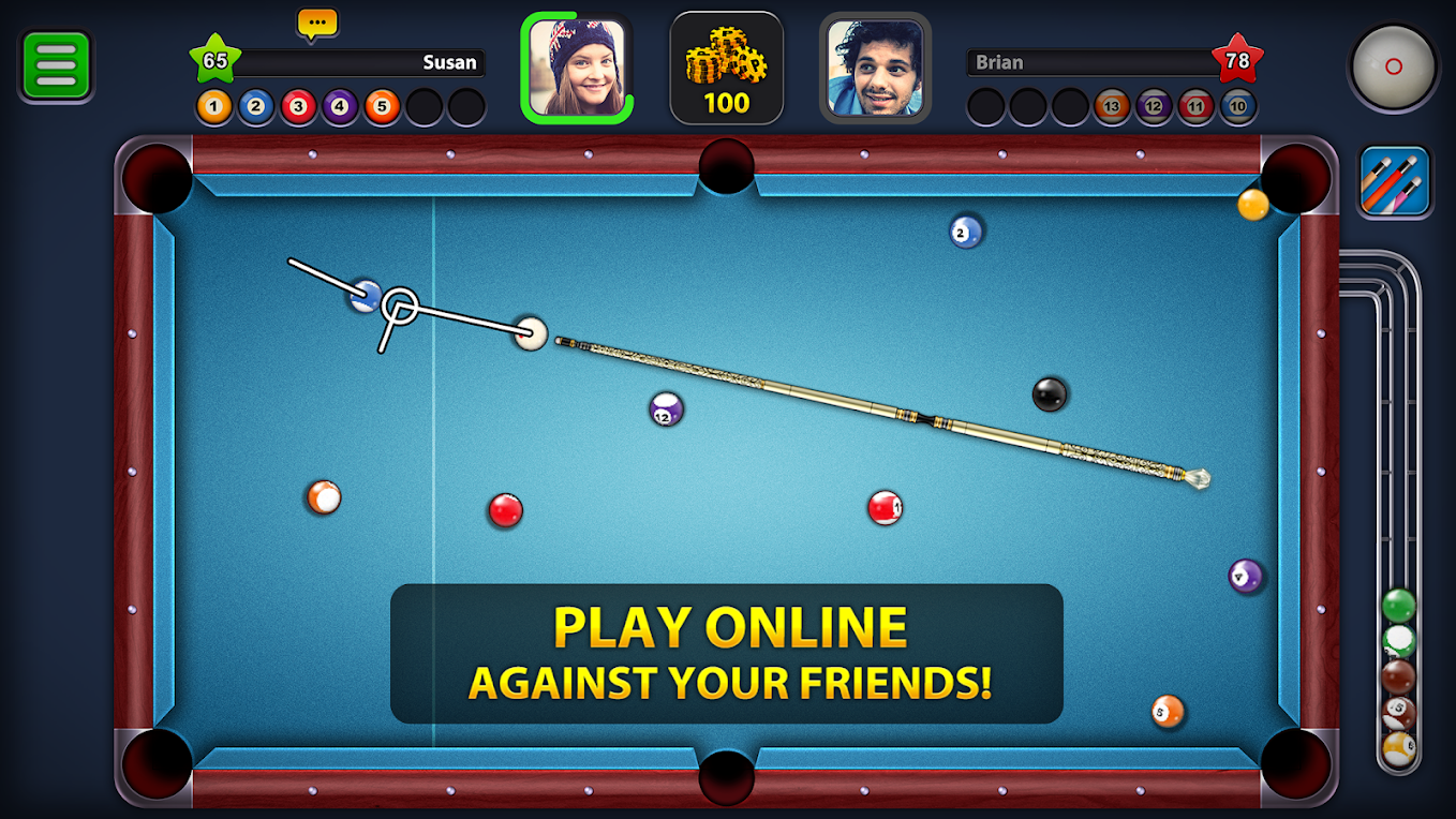8 Ball Pool Android Game App Review