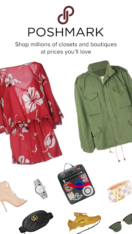 Poshmark - Buy Sell Fashion Android App Review