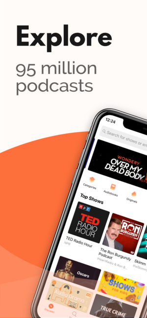 Castbox iPhone Podcast Player App Review