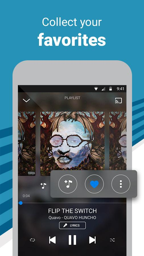 Deezer Music Player Android App Review