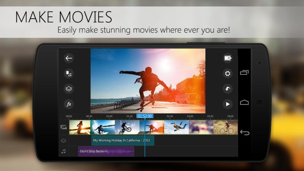 PowerDirector Video Editor Android App Review