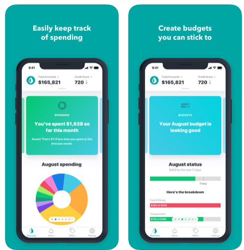 Mint: Personal Finance & Money iPhone App Review